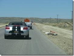 1392 Road Construction between Rock River & Medicine Bow WY