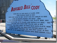 0964 Buffalo Bill Cody Trading Post North Platte NE