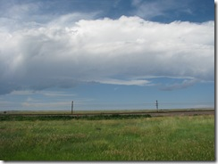 1080 Clouds at Wyoming & Nebraska State Border