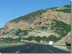 1730 Scenery along I 80 between Castle Rock and Echo UT