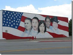 2234 United by our Children Mural Ely NV