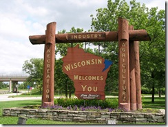 6981 Welcome to Wisconsin