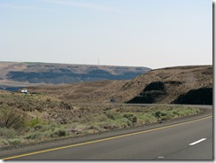5159 Scenery along I-90 between Wenatchee & Ellensburg WA