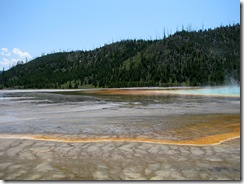 5606 Midway Geyser Basin Excelsior Grand Prismatic Spring Yellowstone National Park