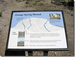 5859 Mammoth Hot Springs Orange Spring Mound Yellowstone National Park
