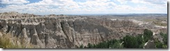 6641 Pinnacles Overlook Badlands National Park SD Stitch