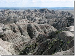 6760 White River Valley Overlook Badlands National Park SD