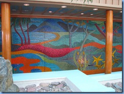 7406 Ceramic Tile Wall Celebrity Mercury