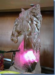 7399 Ice Sculpture Celebrity Mercury