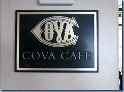 7461  Cova Cafe Celebrity Mercury