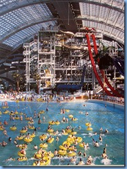 9737 Swimming Pool West Edmonton Mall AB