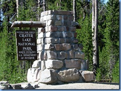 1319 Crater Lake National Park OR