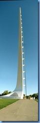 1621 Sundial Bridge Redding CA Stitch