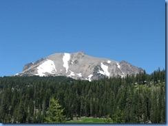 1687 Mount Lassen -Lassen Volcanic National Park CA