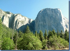 1884 El Capitan Yosemite National Park CA Stitch