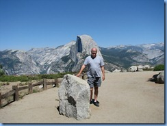 2264 Half Dome at Glacier Point YNP CA