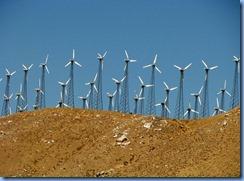 2619 Wind Turbines near Mojave CA