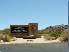 2869 Joshua Tree National Park CA