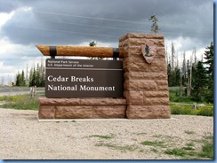 4003 Cedar Breaks National Monument UT