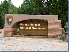 5523 Natural Bridges National Monument UT