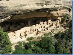 5931 Mesa Verde National Park Cliff Palace Overlook CO
