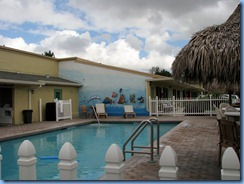 7505 Travelodge hotel Florida City, FL - pool