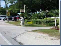 7108 U.S 1 The Overseas Highway FL - manatee mailbox
