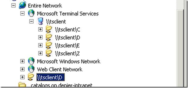 TerminalServices