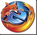 mozilla firefox X internet explorer