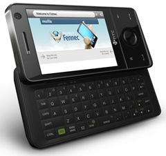 Mozilla Fennec mobile