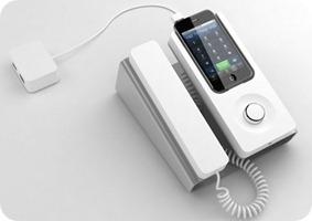 iphonedeskphonedock