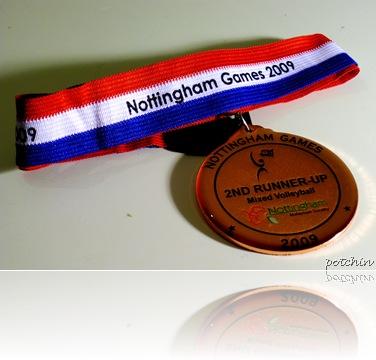 Medal!!