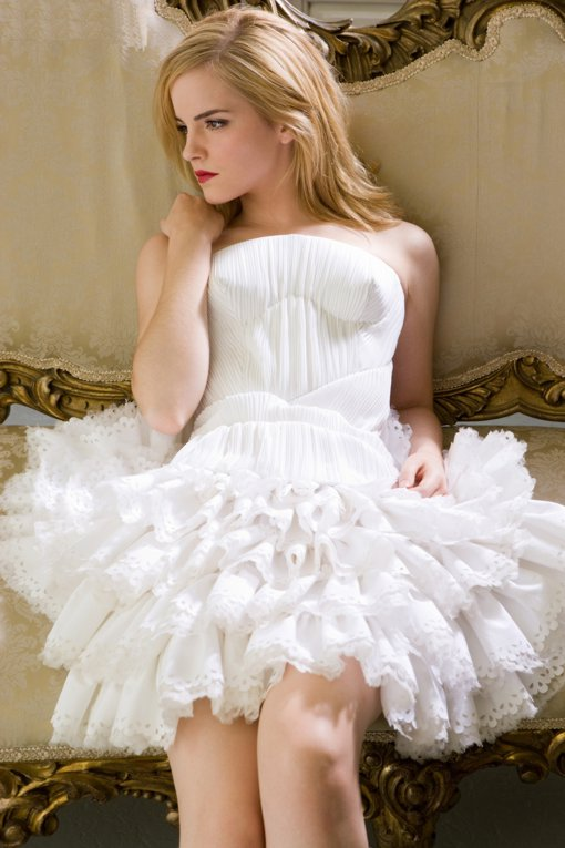 Emma Watson Muy Atractiva para Revista