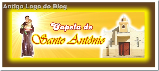 Logo antigo do Blog