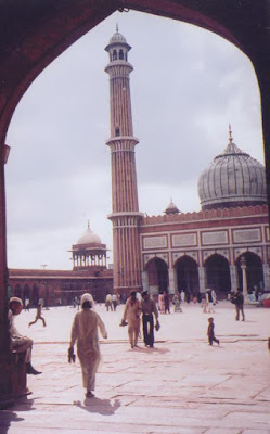 Jama Masjid (Mosque), Delhi (India)