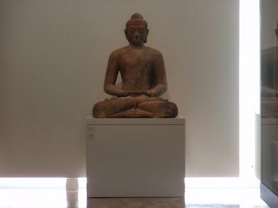 Indonesian Amitabha  Budda, Late 8th to mid-9th century