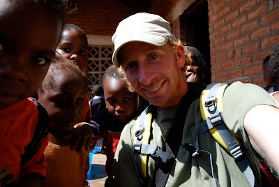 Derek Turner, Volunteering Abroad