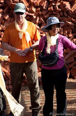 Scott and Sunita
