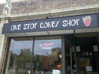 one stop coney shop
