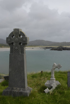 Abbey Island, Derrynane Beach