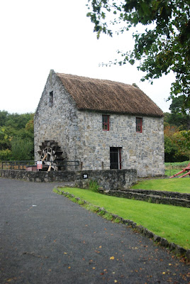 mill, Bunratty Folk Park