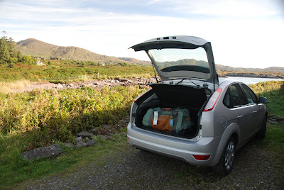 lilypond luggage in Ireland