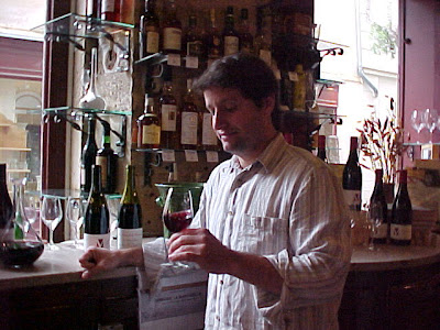 Juan Sanchez, wine merchant