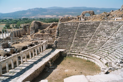 Aphrodisias Amphitheater, Turkey