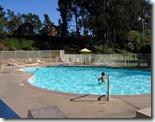 Swimming Pool at KOA Santa Cruz