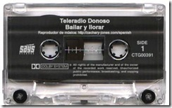 Teleradio Donoso - Bailar y llorar