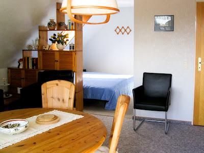 Wohn-/Schlafzimmer