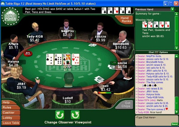 everest poker Poker Online
