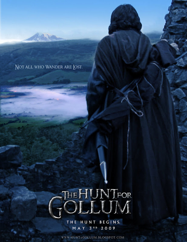 poster12 The Hunt For Gollum   Trailer + Link Para o Filme
