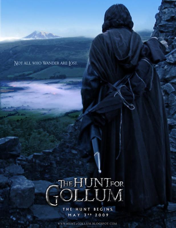 poster12 The Hunt For Gollum   Trailer + Link Para o Filme